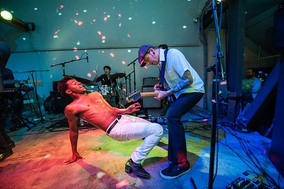 Con Brio at the SF Weekly Best Of San Francisco Party