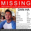 Dan Ha: Young iOS Developer Disappears in San Francisco