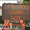 New Road Sign in S.F. Claims City Is Closed Because It's Too Damn Hot
