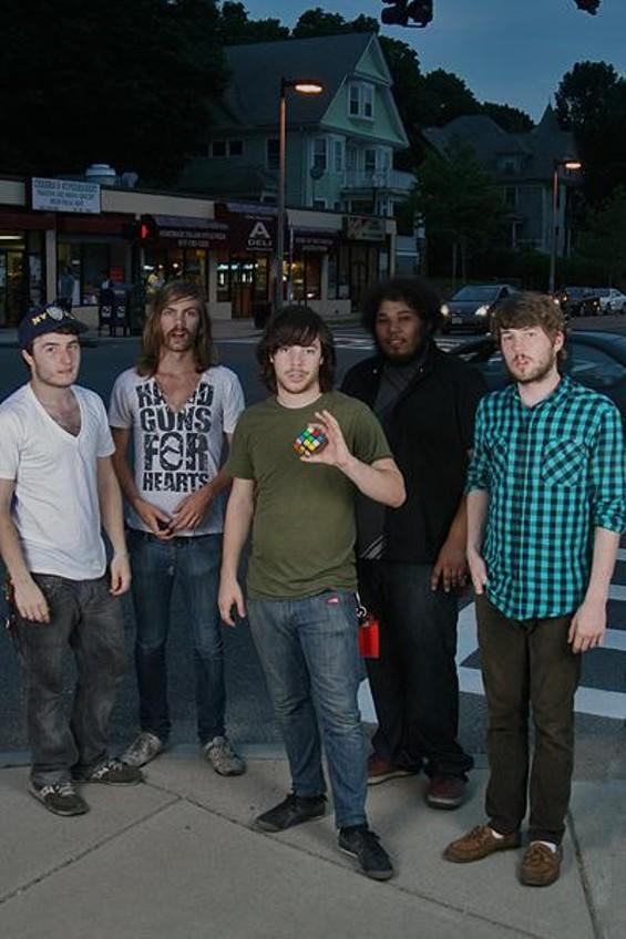 Newsom's Favorite Band? Dance Gavin Dance - J. PETTINATO