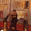 Adam Diaz Arrested on Suspicion of Trashing Muni Bus During World Series Celebration