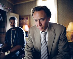 Nicolas Cage makes this story about a junkie cop fun.