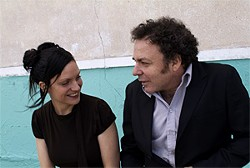 BOBBY NEEL ADAMS - Nina Nastasia and Jim White.