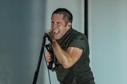 SUGARWOLF - Nine Inch Nails' Trent Reznor