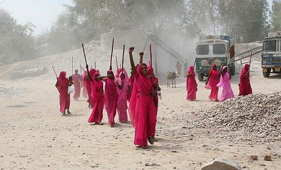 Nishtha Jain's Gulabi Gang