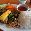 Pork Combo Rice Plate at PPQ