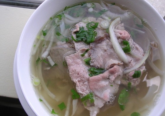 No. 7, pho bo tai nam, from My Father's Kitchen on Divis. - JOHN BIRDSALL
