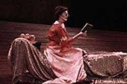 KEN  FRIEDMAN - No More Tears: Kandis Chappell as the imperious - Irina.