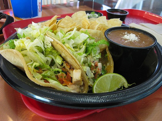 No more will you be able to eat $6 fish tacos after spending $7500 at Nordstrom's. - Y6Y6Y6/FLICKR
