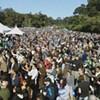 Marijuana-Smoking Ban Rarely Enforced in Golden Gate Park