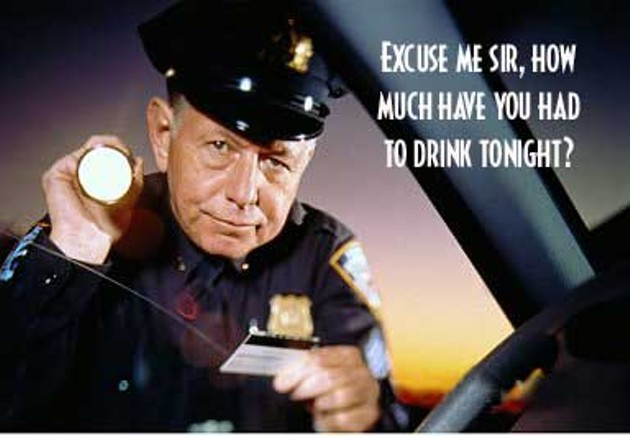 the various kinds of drinking and driving offenses