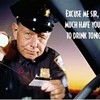 Weekend DUI Checkpoint Catches -- Wait for it -- Alleged Drunk Driver!