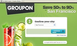 Nobody can touch Groupon, but smaller companies are being swallowed up. - MYCODETRIP.COM