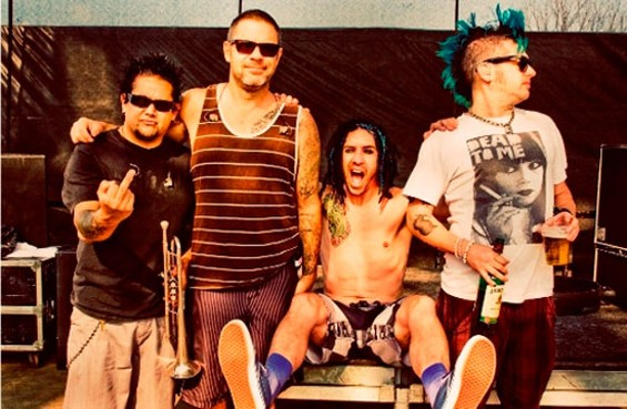 NOFX: About to turn 30 - KATIE HOVLAND