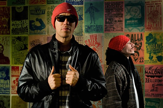 Non-Pretentious: The Grouch & Eligh