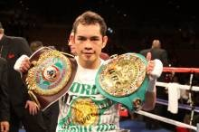 Nonito Donaire remains the top 122-pound fighter.