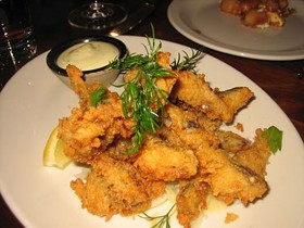 Nopa's reloadable little fried fish. - PORKBELLY24/FLICKR