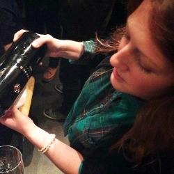 Nopa's Wine Director, Lulu McAllister