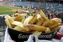 Not feeling the Gilroy garlic fries. - WALLYG/FLICKR