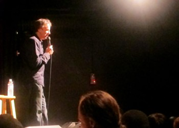 Kevin Nealon Writes His Own News at Cobb's