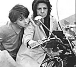 HAL  ASHBY - Not-So-Easy Riders: Harold and - Maude.