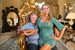 Nouveau crash: The Queen of Versailles.