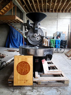 Now a working roaster. - PREMSHREE PILLAI/FLICKR