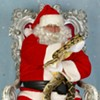 Yes, Santa Will Let Your Pet Snake Sit on His Lap