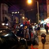 A Roving Rock Band Called the Violators Came to Terrorize Haight Street Last Night