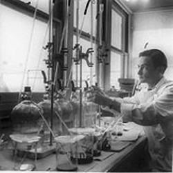 COURTESY OF TIMEPIX - NRDL scientists received numerous patents and scientific awards for their discoveries.