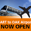Oakland Airport BART Connector Out of Service — Again (Update)