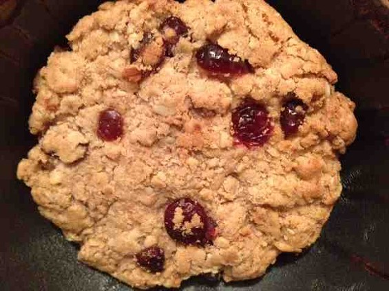 Oatmeal Medley cookie at the Pastry Cupboard. - TAMARA PALMER