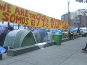 Occupy has found something more productive to do than occupy