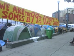 Occupy is doing something besides squatting