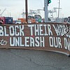 Occupy Protesters Clear Port of Oakland This Morning