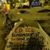 Occupy SF: Protesters Still Camped Out, No Signs of Police Raid