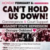 "Occupy Oakland to Hold ""Anti-Police"" Rally Today, Sans ""Blood and Tear Gas"""
