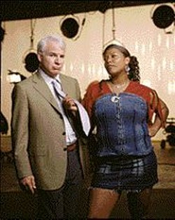 Odd Couple: Steve Martin and Queen Latifah? Hilarity - must ensue. No, really -- that's an order.