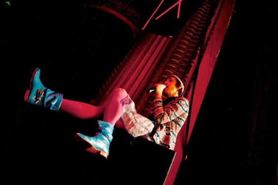 Of Montreal's Kevin Barnes - RICHARD HAICK