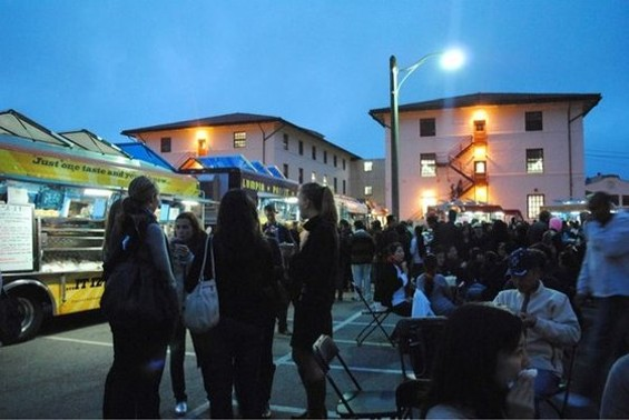 Off the Grid returns to Fort Mason Center. See Fri., Mar. 18. - JANICE V./YELP