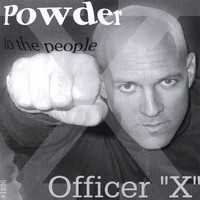 Officer Andrew Cohen -- seen here gracing the cover of his musical venture. No, really.