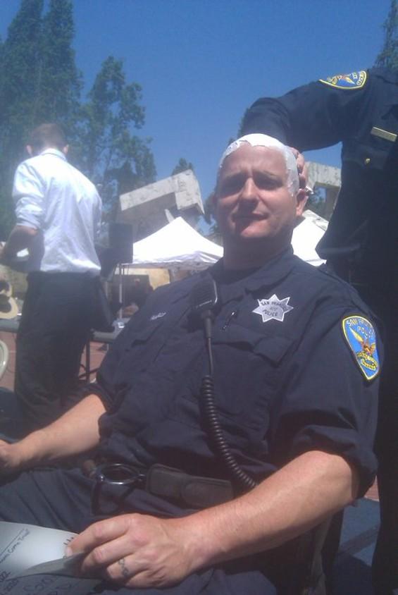 Officer Dante Giovanelli