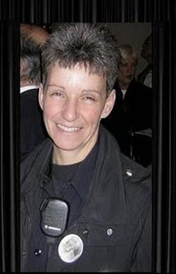 'Officer Jane,' Jane Warner