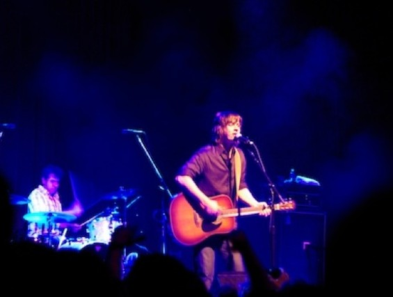 Old 97's at the Fillmore on Saturday.