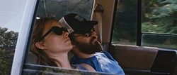 Olivia Wilde and Jake Johnson are not okay to drive.