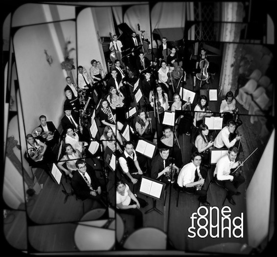 One Found Sound performs tonight at Salle Pianos.