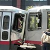 Muni Crash on Market Wasn't Actually a Hit and Run, Officials Say
