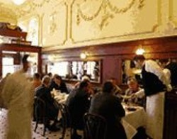 ANTHONY  PIDGEON - Ooh La La: Step into the casually grand Jeanty at - Jack's and you'll realize they just don't make - brasseries like  this anymore.