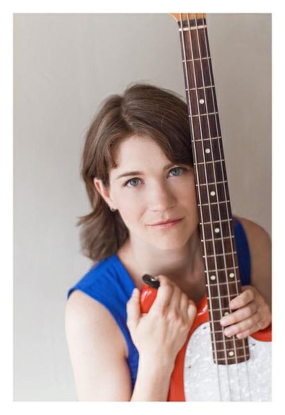 Opera Rockstar Kate Kilbane - SEAN MICHAEL RAU