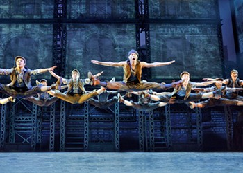 Newsies is Coming to San Francisco: Paper Boys Have Never Jumped So High